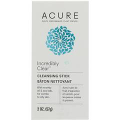 Acure Organics, Incredibly Clear Cleansing Stick