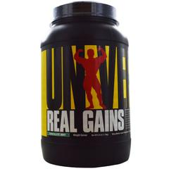 Universal Nutrition, Real Gains