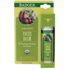 Badger Company, Solid Parfume