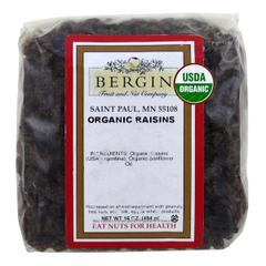 фото Bergin Fruit and Nut Company, Organic Raisins