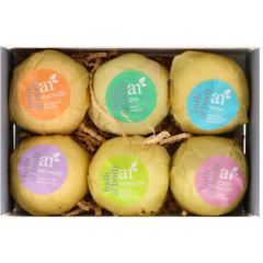 фото Artnaturals, Bath Bombs, 6 Bombs