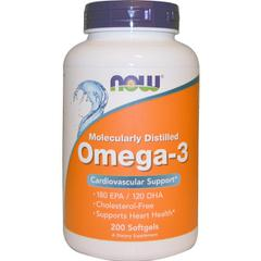 Now Foods, Omega-3
